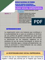 1 G - 3 - Gerencia - Responsabilidad Social Empresarial