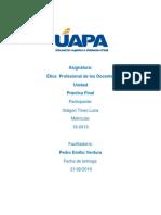 ORIENTACIONES PARA LA PRÁCTICA FINAL DE ÉTICA PROFESIONAL DEL DOCENTE  enero 2019.docx