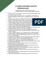 REFERENSI JURNAL MATERIAL AKUSTIK PENDAHULUAN.docx