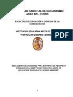 Bases Flh 2019 Con Cronograma Nuevo