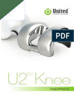 u2 Knee Ps Tecnica