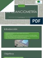 Impedanciometría.pptx