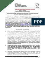 Edital 011_2019_-CONSOLIDADO (INCLUINDO A RETIFICAÇÃO DO DIA 15.02.2019) Sisu_ Primeira Chamada_Lista de Espera.pdf