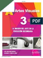 Artes Visuales 3 Libro Kenia