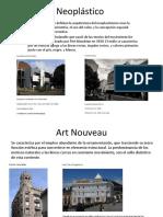 Neoplástico y Art Nouveau.pptx