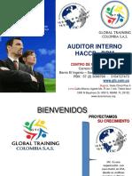 Inducción a La Formación Auditor BPM