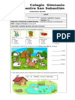 Worksheet Review Third Grade