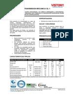 Transmision Mecanica Gl-1 03.10.17
