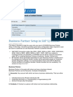 Business Partner Setup in SAP S.docx