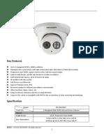 hikvision DS-2CD2320-I spec