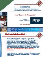 11. Los Centros de Produccion - ST