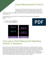 How To Use Lisp E Survey.docx
