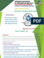 CLORACION Y TANQUE DE REGULACION.pptx