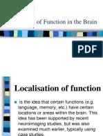 brain localization