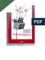 Transformadores (máquinas eléctricas)