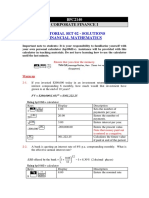 Bfc2140 Tutorial Set 02 Solutions_final