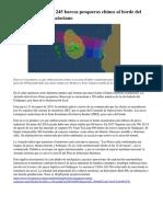 La Armada Detecta 245 Barcos Pesqueros Chinos Al Borde Del Límite Marítimo Ecuatoriano