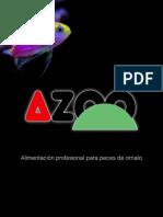 Catalogo Alimentos Azoo 2016 CA