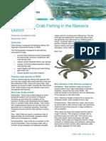 Illawarra Recreational Crab Fishing Guide
