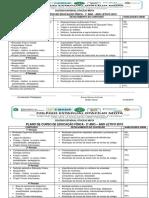 Plano de Curso CEOM de Educação Fisica 2019