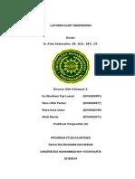 Laporan Auditor Independen (Kelompok 2) Ika, Resa, Rizka, Nindi.docx