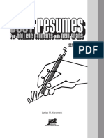 Best Resumes for College Students & New Gr - Louise M Kursmark.pdf