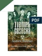Butcher, Andrew - La Tierra Heredada 01 - Tiempo de Cosecha