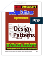 Design Patterns Introduction