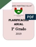 PLANIFICACION ANUAL PRIMER GRADO  - 2018 (Autoguardado).docx