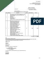 19011401 Terra Sur Presupuesto Mantenimiento NEF67TM