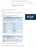 [TEST CASE] Static Lot Sizing Procedures - The Basics - ERP Manufacturing (PP) - SCN Wiki1