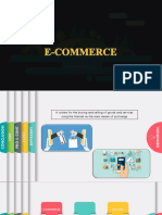 E-COMMERCE PRESENTATION