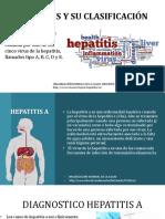 Hepatitis y Su Clasificación