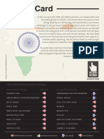 BJP Manifesto 2014 | A Report Card