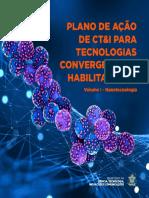 Cartilha Plano de Acao Nanotecnologia
