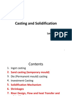 Lec 3 Casting and Solidification Change[Compatibility Mode]