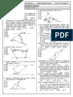 Repaso Quimica - Geometria - Anatomia