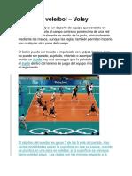 Qué es el voleibol – Voley.docx
