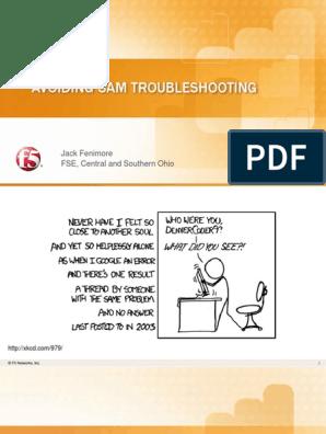 F5 TSHOOT SCANARIO | Transmission Control Protocol | Ip Address