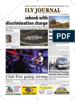 San Mateo Daily Journal 03-29-19 Edition