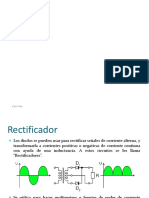 aplicaciones del diodo