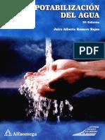 Potabilización del agua, 3ra Edición - Jairo Alberto Romero Rojas-LIBROSVIRTUAL.COM.pdf