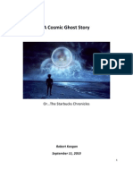 A Cosmic Ghost Story Sept 2.10)