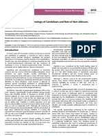 Changing Trends in Epidemiology of Candidiasis and Role of Nonalbicans Candida Species
