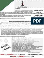 RCMA Newsletter October 2010