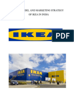 BUSINESS MODEL AND MARKETING STRATEGY IKEA.docx