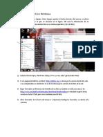 LaTeX en Windows