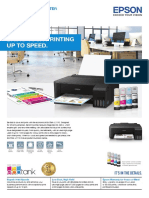 Epson Ink Tank System Printer L1110