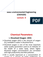 Enviromental engineering wast water management