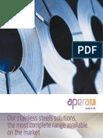 Aperam-Steel